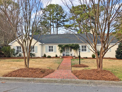 Greenville Single Family Home For Sale: 231 Orton Drive