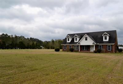 Ayden Single Family Home Active Contingent: 6052 Emma Cannon Road