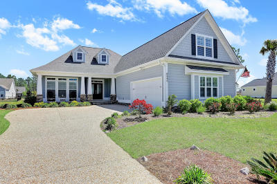 Leland Single Family Home For Sale: 8444 N Shoreside Way NE