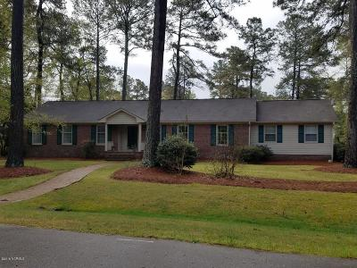 Rocky Mount Single Family Home Active Contingent: 100 Litchfield Court