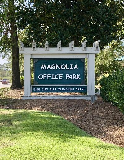 New Hanover County Commercial For Sale: 5127 Oleander Drive