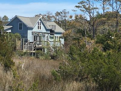 Sea Level Single Family Home For Sale: 530 Shell Hill Road