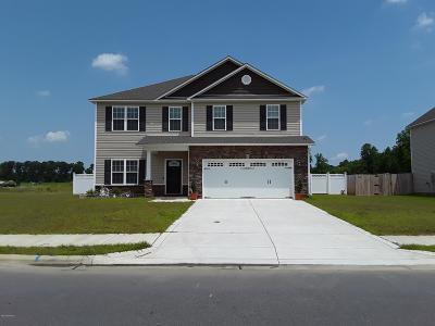 Winterville Single Family Home For Sale: 554 Villa Grande Drive