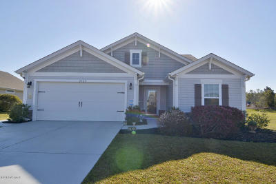 Calabash Single Family Home For Sale: 2129 Jarvis Lane