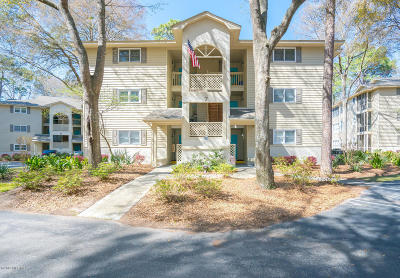 Sunset Beach Condo/Townhouse For Sale: 225 Clubhouse Road #3