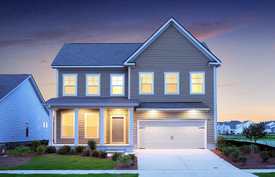 New Hanover County Single Family Home For Sale: 4121 Endurance Trail
