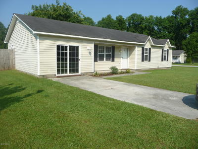 Jacksonville Single Family Home For Sale: 200 Auburn Court