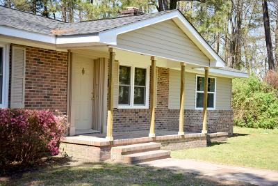 Edgecombe County Single Family Home For Sale: 95 Whitaker Road