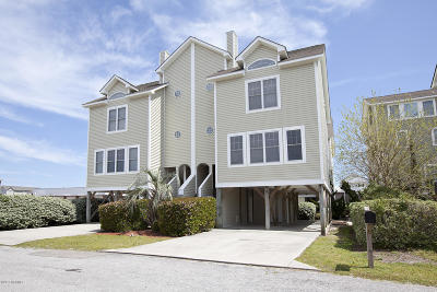New Hanover County Condo/Townhouse For Sale: 805 S Second Street #2