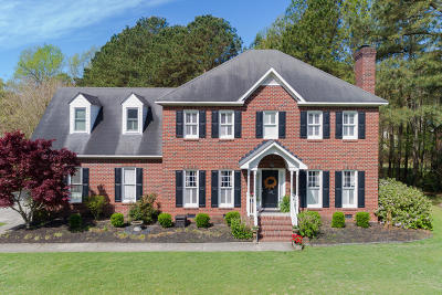 Winterville Single Family Home For Sale: 2706 Royal Drive