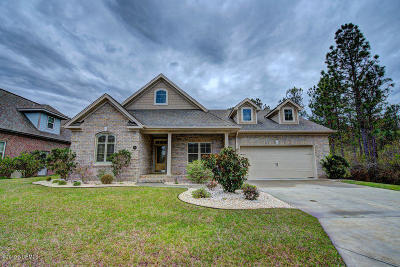 Leland Single Family Home For Sale: 1333 Garden Springs Court
