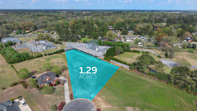 Farmville Residential Lots & Land For Sale: 4402 Parker Court