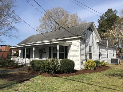Farmville Single Family Home For Sale: 3356 N Contentnea Street