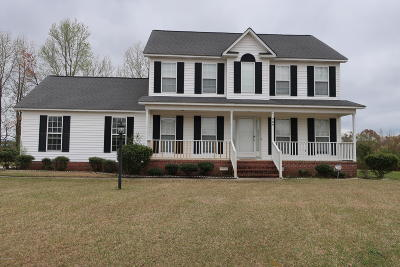 Winterville Single Family Home For Sale: 509 Ambleside Drive