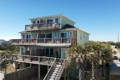 Emerald Isle Condo/Townhouse For Sale: 3401 Ocean Drive #E