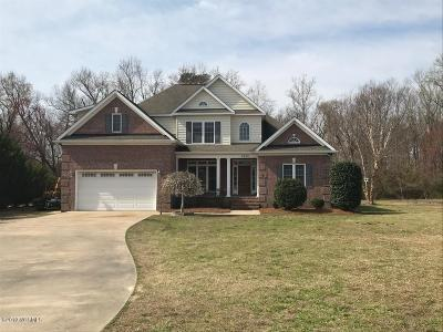 Greenville Single Family Home For Sale: 2858 Madison Grove Road