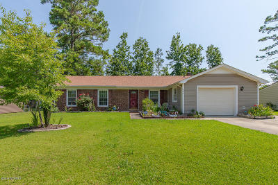 Jacksonville Single Family Home For Sale: 644 Shadowridge Road