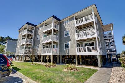Oak Island Condo/Townhouse For Sale: 5400 E Yacht Drive #C-4