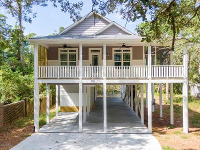 Oak Island Single Family Home For Sale: 503 Norton Street