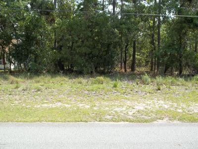 Southport Residential Lots & Land For Sale: 4516 Sea Pines Drive SE