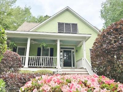 Wilmington Single Family Home For Sale: 1309 Old Lamplighter Way