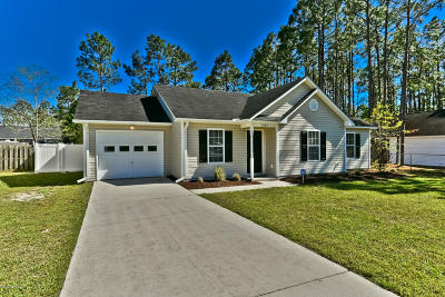 Southport Single Family Home For Sale: 1084 E Longleaf Drive
