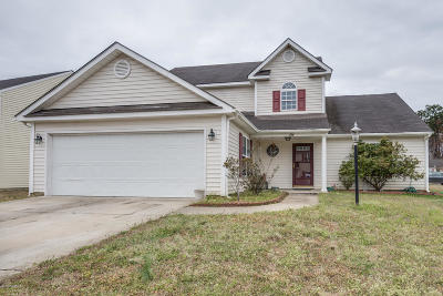Rocky Mount Single Family Home For Sale: 706 Weathervane Way