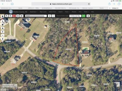 Swansboro Residential Lots & Land For Sale: 110 Blue Jay Way