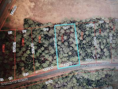 Havelock Residential Lots & Land For Sale: 107 Savannah Court