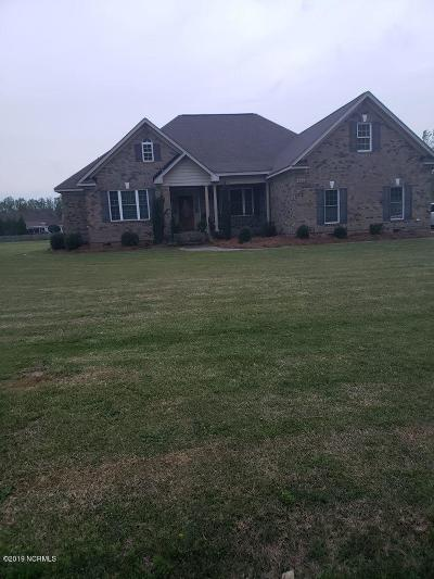 Greenville Single Family Home For Sale: 904 Black Jack Simpson Road