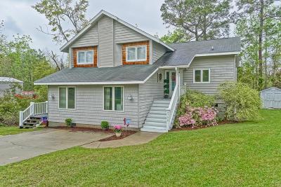 Shallotte Single Family Home Pending: 4790 Hen Cove Avenue SW