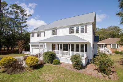 Ocean Isle Beach Single Family Home For Sale: 1757 Harborage Drive SW