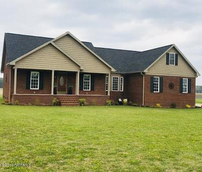 Kinston Single Family Home For Sale: 948 Chase Drive