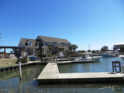 Beaufort Boat Slip For Sale: 156 Radio Island Road #96