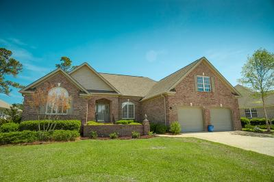 Leland Single Family Home For Sale: 203 Estuary Court