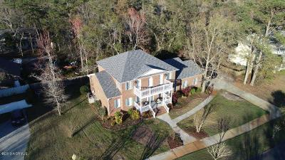 Wilmington Single Family Home For Sale: 1609 Sound Watch Drive
