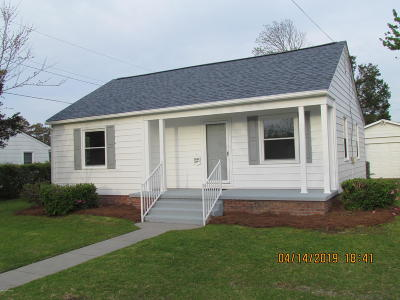 Morehead City Single Family Home For Sale: 904 N 20th Street