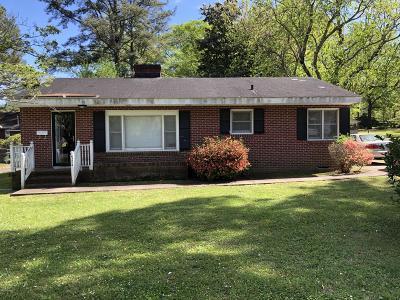 Kinston Single Family Home For Sale: 724 Jones Avenue