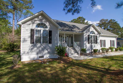 Shallotte Single Family Home For Sale: 6 Country Club Drive