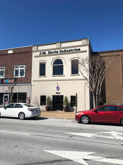 Morehead City Commercial For Sale: 812 Arendell Street