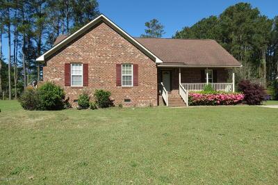 Greenville Single Family Home Active Contingent: 401 Burrington Road