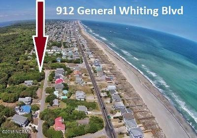Kure Beach Residential Lots & Land For Sale: 912 General Whiting Boulevard
