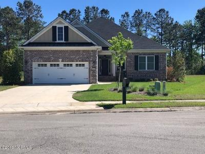 Calabash Single Family Home For Sale: 9446 Old Salem Way