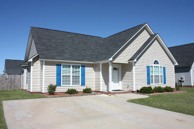 Greenville Single Family Home For Sale: 3812 St Augustine Drive