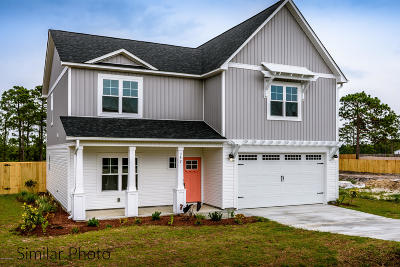 Onslow County Single Family Home For Sale: 419 Elgin Road