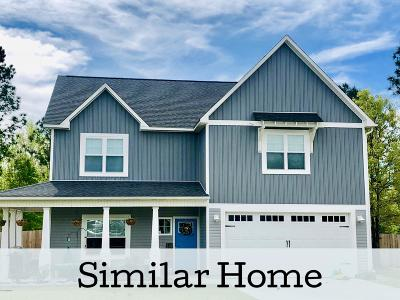 Onslow County Single Family Home For Sale: 423 Elgin Road