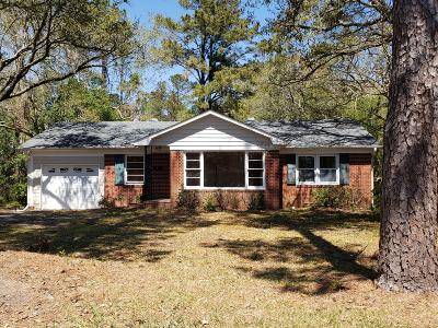 Wilmington Single Family Home Pending: 2409 Shirley Road