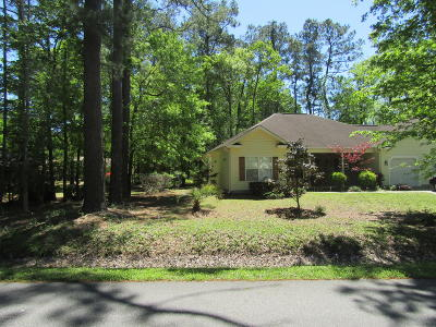 Carolina Shores Single Family Home For Sale: 74 Carolina Shores Parkway