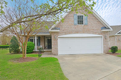 Greenville Single Family Home For Sale: 307 Ivy Circle