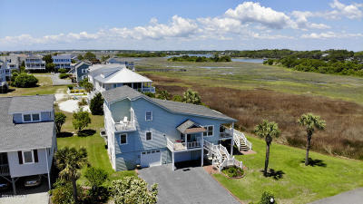 Holden Beach Single Family Home For Sale: 115 Seaview Drive